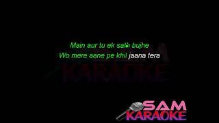 Yaad Hai Na Arijit singh karaoke sam karaoke