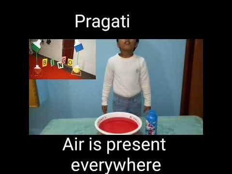 BINGO 2020 Grade-I #Air- is necessary for life.