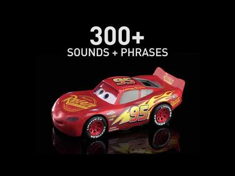 Disney/Pixar Cars 3 Tech Touch Lightning McQueen