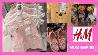 H&M BABY GIRL CLOTHING & ACCESSORIES~SHOP WITH ME @ H&M