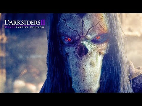 DARKSIDERS 2 - Pelicula Completa Español HD 1080p | Darksiders 2 Deathinitive Edition