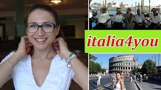 Что узнаешь про Италию на канале italia4you?
