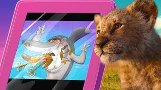 Zig & Sharko  🦁 The best LION Compilation for KING 🐘  HD #lionking