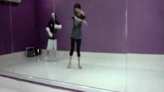 Qu-T Dance  CHANGE 4minute (Hyun-A)