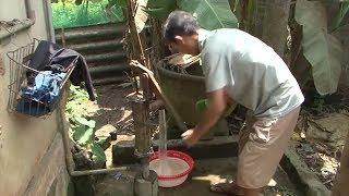 Gần 20 năm sống chung với nguồn nước ô nhiễm nặng ở Quảng Trị