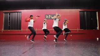Chris Brown - Lost In Ya Love | Choreography by Christian Castillo