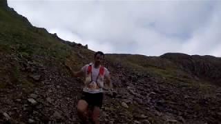 Downhill Kilian Jornet Glen Coe Skyline 2017