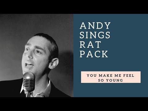 Andy Sings Rat Pack Video