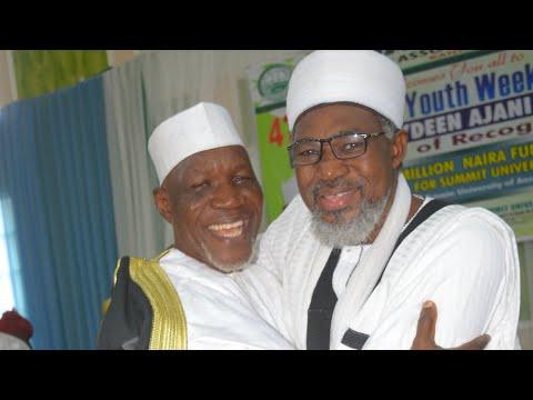 OJO IBI ENI/Sheikh Muyideen Ajani Bello 78 Years Birthday party, Full Video