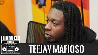 Teejay Mafioso defines trap hippie, how he got his name & more | iLLANOiZE Radio