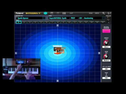 motional surround control with ipad editor roland integra 7 synthtopia. Black Bedroom Furniture Sets. Home Design Ideas