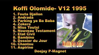 Koffi Olomide – V12 1995 Album | Rumba Souvenirs