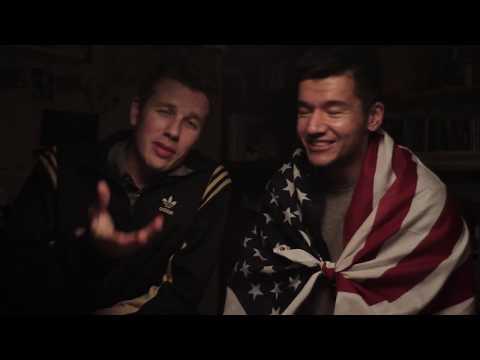 Challenge: Czech Rapper vs US rappers