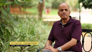 Check out what Mr Kannan Vishwanathan has to say about the SOBHA experience