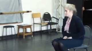 играет роль одной из величайших русских актрис Раневской