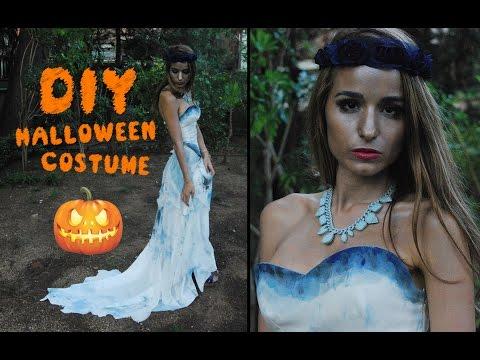 DIY | Cómo hacer un vestido de Novia Cadáver (Disfraz de Halloween)