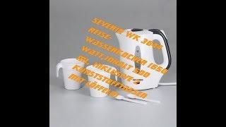 Severin WK 3644 Reise-Wasserkocher 650 Watt, Inhalt 500 ml, In Test Review