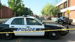 Bomb squad called out to City Hall in downtown Bakersfield