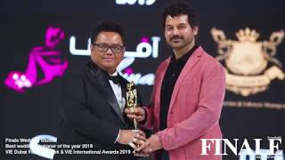 FINALE WEDDING STUDIO VIE Dubai Fashion Week & VIE International Awards 2019