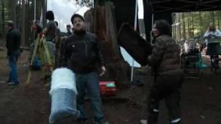 Джейкоб Блэк, Полное видео со съемок Затмения HD (русские субтитры)