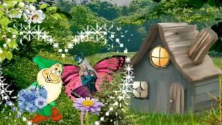 """#Сказка """"Гном и Бабочка"""""""