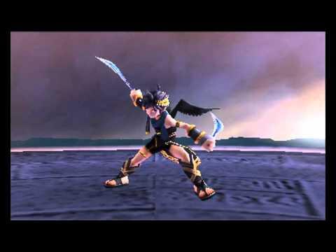 Видео № 1 из игры Kid Icarus: Uprising (Б/У) [3DS]