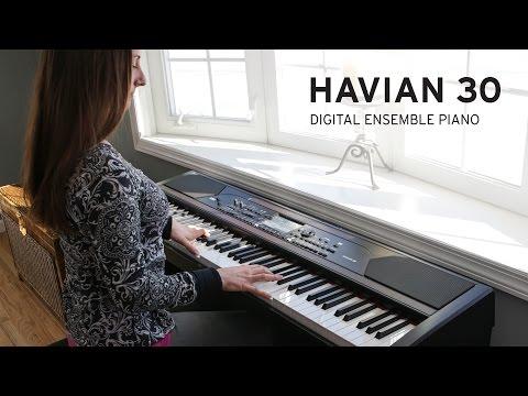 KORG HAVIAN 30 Přenosné digitální stage piano