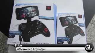 [Review] Mad Catz C.T.R.L.i & Micro C.T.R.L.i for iOS devices