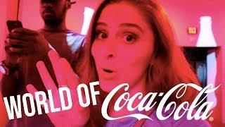 Atlanta Coca-Cola Factory | Seeing the Coca-Cola SECRET FORMULA