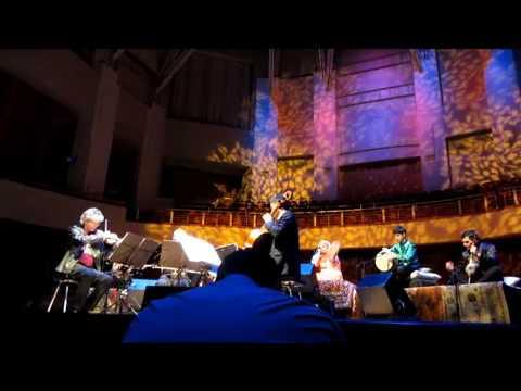 Uzunu Menden Nihan Etmek Dilersen, Etmegil - Alim Qasimov & Kronos Quartet (University of Maryland)