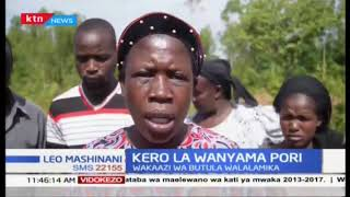 Kero la wanyama pori : Wakazi wa Butula walalimka