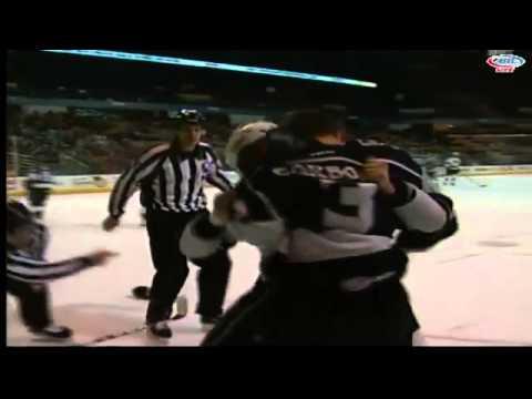 Micheal Haley vs. Derek Forbort