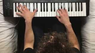 Learn holiday mashups on piano: Jewish Rudolph the Red Nose Raindeer