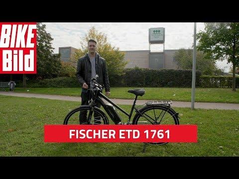 Fischer ETD 1761 eBike im Test: Das schlichte Schnäppchen