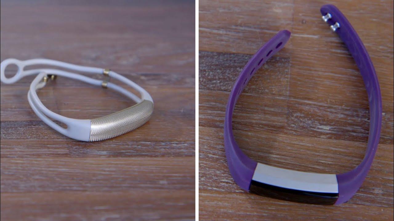 Fitbit Alta vs. Jawbone Up 2 comparison   Versus thumbnail