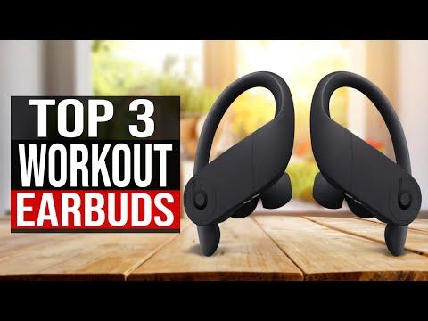 TOP 3: Best Workout Headphones 2020