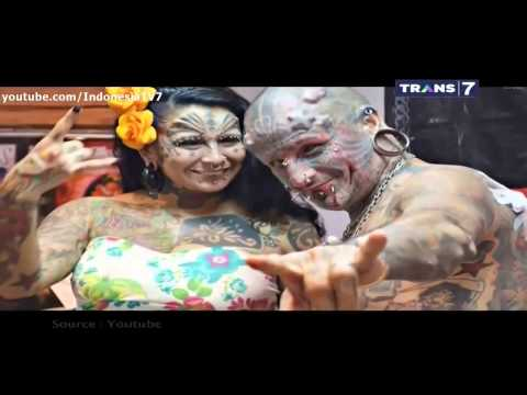 Video wanita teraneh di dunia 2015 (women weirdest in the world)