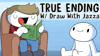 True Ending 'The Problematic Farmer' w/ Draw with Jazza