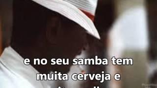 """Zé Pelintra """"Samba do Seu Ze"""" Cesar Marçal SUBTITULADO Y CON LETRA"""
