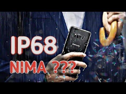 IP68 NIMA ??? / IP SO'ZINING MANOSI VA XUSUSIYATLARI⚡⚡⚡//IP68 НИМА ??? / IP СУ́ЗИНИНГ МАЬНОСИ ...⚡⚡⚡