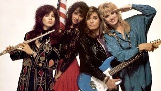 """The Bangles   'Manic Monday' Performed """"Live"""" On American Bandstand, 1986."""