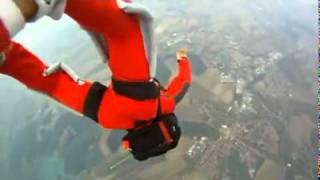 Ondrej Bank Skydiving