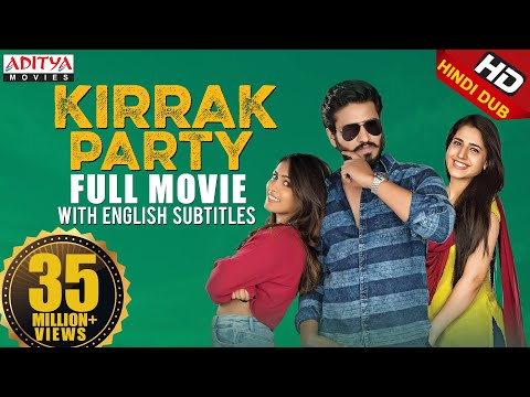 Kirrak Party 2018 New Released Full Hindi Dubbed Movie |  Nikhil , Samyuktha , Simran