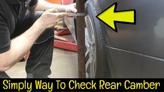Rear Camber Adjustment on a BMW 3 Series - How To DIY