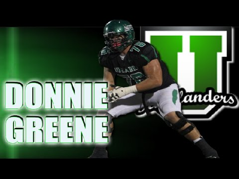 Donnie-Green