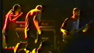 Downset Fagersta Sweden Bergslagsrocken 1995