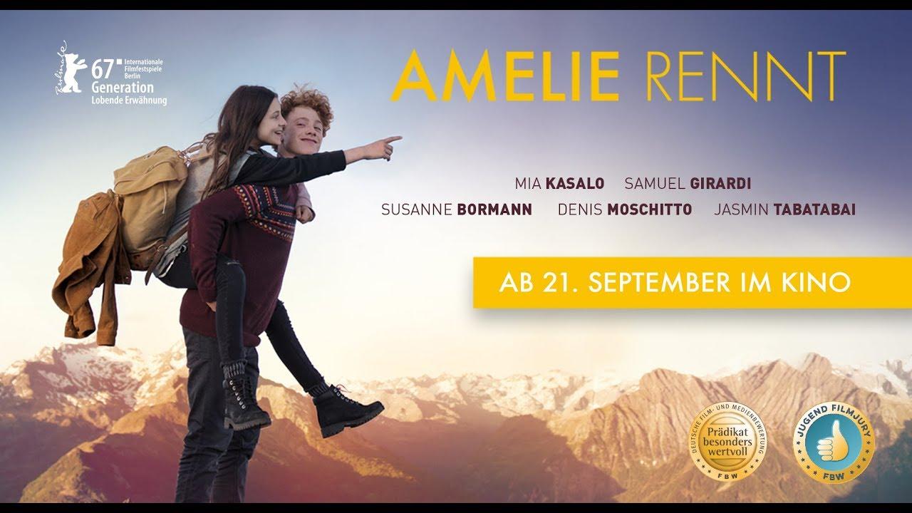 Амели убегает (17-й фестиваль немецкого кино)