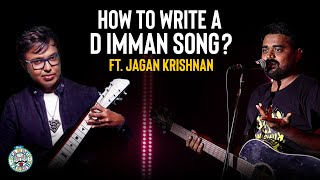How to write a D.Imman song? |  Stand-up comedy by Jagan Krishnan
