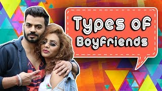 Types of Boyfriends || My Media Cafe || Ft. Pankaj Bhatia & Aalya Singh