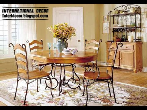 Wrought Iron Dining Tables At Best
